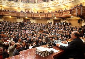 Армия Египта передала законодательную власть парламенту