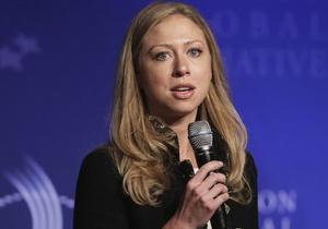 Сегодня на Корреспондент.net состоится прямая трансляция встречи Челси Клинтон с украинскими студентами