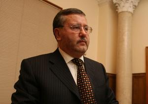 Гриценко: От Кличко зависит решение об объединении Гражданской позиции и УДАРа