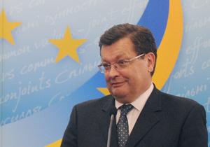 Грищенко заверил генсека Совета Европы, что Тимошенко находится в лучших условиях