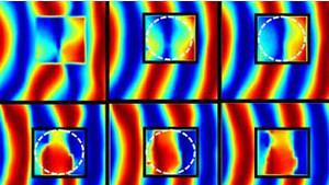 Физикам удалось сделать невидимым трехмерный объект