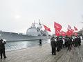 В Севастополь прибыл американский крейсер Vella Gulf