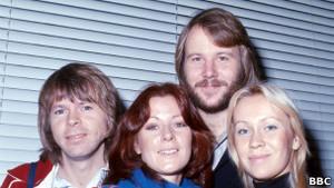 ABBA выпускает архивную запись неизвестной песни