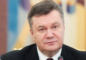 Янукович заверил, что выступает против избрания президента в стенах парламента