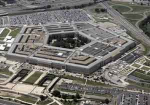 США урезают бюджет Пентагона