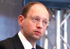We're gonna fight for free elections: Яценюк назвал выборы-2012 тестом на европейскость Украины