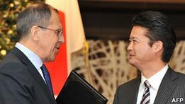 Лавров: Россия и Япония еще далеки от мирного договора