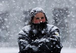 В украинских регионах заработали пункты обогрева