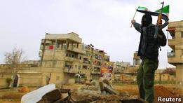 Сирийская армия проводит операцию в пригородах Дамаска