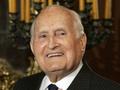 В Риме умер бывший президент Италии Оскар Луиджи Скальфаро