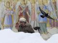 Потепление в Украину придет 11 февраля
