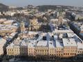 Власти Львова и Черновцов в связи с морозами решили закрыть школы