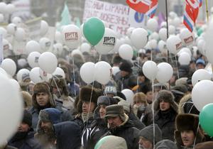 Партия Путина выступила против реализации оранжевого сценария в России