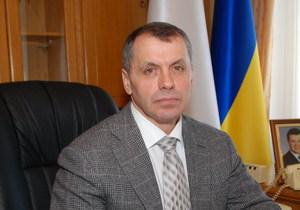 УНП требует отставки крымского спикера за его высказывания об украинском языке