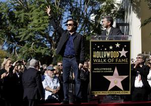 Пол Маккартни получил звезду на Аллее славы в Голливуде