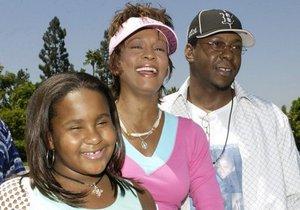 СМИ узнали причину госпитализации дочери Уитни Хьюстон