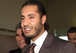 Власти Нигера поместили сына Каддафи под домашний арест