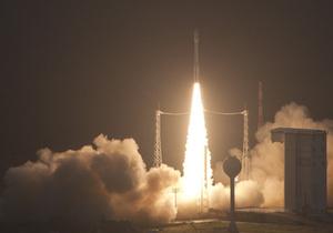 Першу європейську легку ракету запустили в космос
