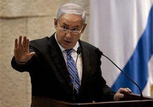 Нетаньяху обвинил в атаках на посольства Израиля Иран и Хизбаллу