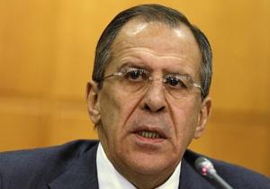 Лавров заявил, что отношения с Украиной являются приоритетными для России