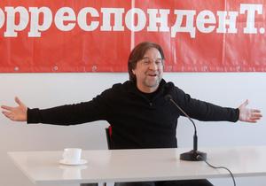 Юрий Шевчук: Люди, не будьте рабами! Будьте личностями
