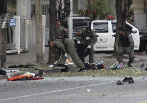 В Малайзии задержан третий подозреваемый в причастности к взрывам в Бангкоке