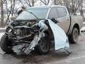 Под Макеевкой внедорожник врезался в микроавтобус: один человек погиб и семеро получили травмы