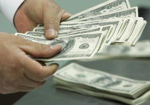 Січневі інтервенції коштували Нацбанку України $ 894 млн. резервів