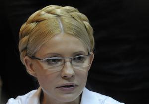 Украинские медики: В документах врачей из Германии и Канады не сказано, что у Тимошенко грыжа