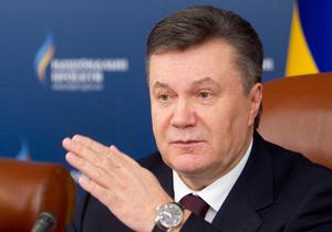 Янукович открыл в Полтавской области комплекс для вундеркиндов