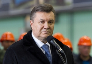 Янукович: Практика нарушения прав человек должна уйти в прошлое