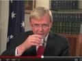 В интернете появился нецензурный видеоролик с экс-премьером Австралии