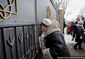 ГПС: Тимошенко обратилась к начальнику колонии с заявлением о нежелании работать
