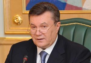 Янукович поручил Азарову определить, кто из вице-премьеров будет заниматься евроинтеграцией