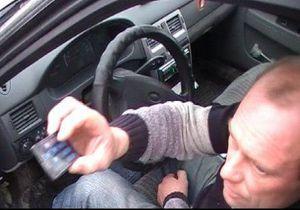 В Крыму пьяный таксист устроил ДТП, а на следующий день забыл, где его машина