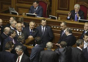 Оппозиция определилась с кандидатурой на пост главы комитета по вопросам свободы слова