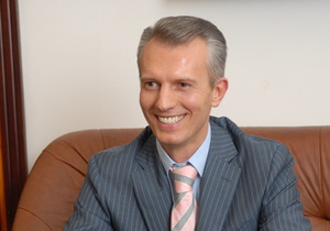 Ъ выяснил, чем Хорошковский будет заниматься на посту первого вице-премьера
