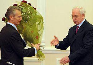 Азаров: Хорошковский будет заниматься вопросами евроинтеграции