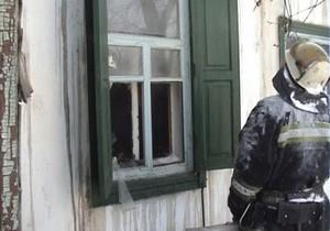 Под Киевом мужчина живьем сжег своих друзей