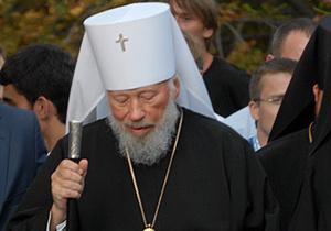 Митрополит Владимир: Добиваться сейчас автокефалии УПЦ МП опасно и не нужно