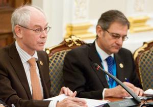 Евросоюз обвиняет Украину в применении избирательного правосудия