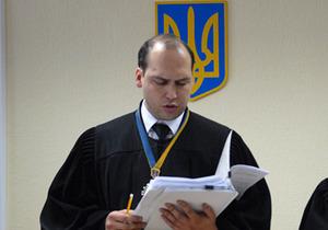 Против судьи, приговорившего Луценко к заключению, возобновили уголовное дело