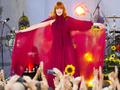 Florence + The Machine и Foo Fighters стали триумфаторами церемонии NME