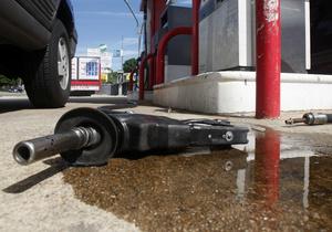 Максимальна ціна бензину в Україні підвищена на 10 копійок