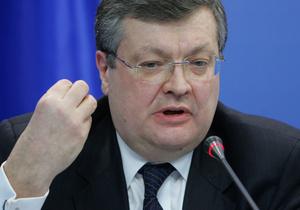 Грищенко: США утрачивают роль мирового лидера
