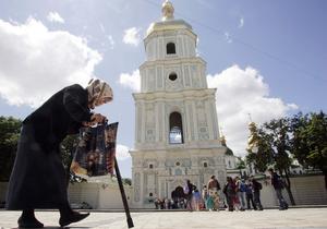 Более 90% жителей центра и юго-востока Украины считают себя верующими