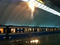 Станции метро Позняки и Славутич возобновили работу. Осокорки закрыты до утра