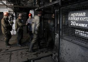 Город в Донбассе оказался на грани катастрофы из-за невозможности продать добытый уголь