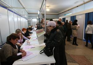 ЦИК не будет рассматривать вопрос об утверждении количества одномандатных округов в регионах Украины