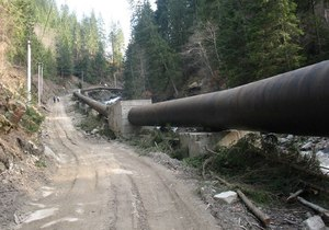 Губернатор Прикарпатья остановил строительство многочисленных ГЭС на реках Карпат